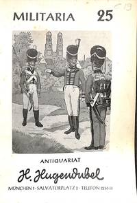 Catalogue 25/1965: Militaria.
