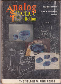 Analog Science Fact & Fiction, October 1960 (Volume 66, Number 2)