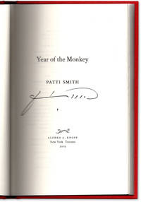 Year of the Monkey.