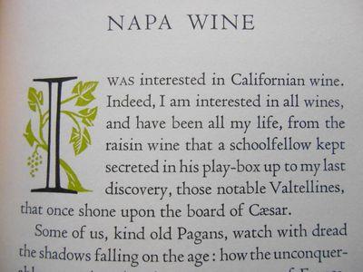 St. Helena, California: (James E. Beard), 1965. Hardcover. Fine/Fine. Dean, Mallette. Duodecimo size...