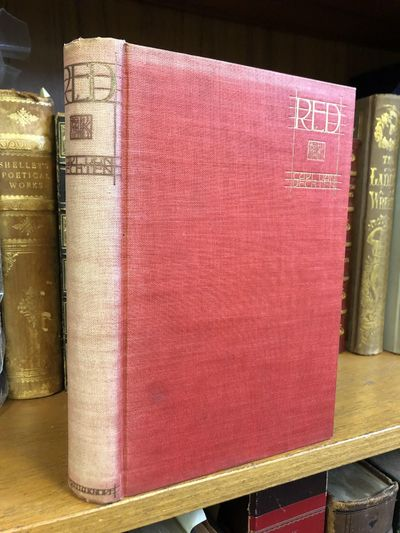 New York: Alfred A. Knopf, 1925. First Edition. Hardcover. Octavo, 205 pages; VG/None; contemporary ...