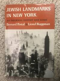 Jewish Landmarks In New York An Informal History And Guide