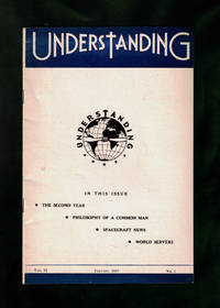 Understanding - January, 1957.  UFO, New Age / from the Collection of Max Miller