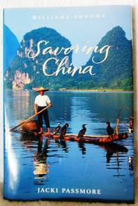 Williams-Sonoma Savoring China - Recipes and  Reflections on Chinese Cooking