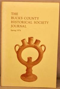 image of Bucks County Historical Society Journal, Spring 1976.