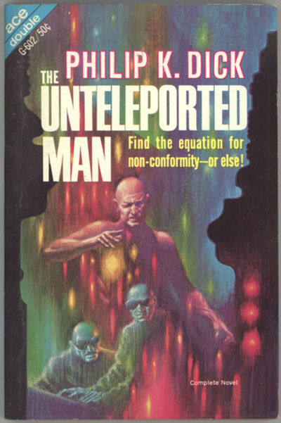 New York: Ace Books, 1966. Small octavo, pictorial wrappers. First edition. Ace Double G602. Much of...