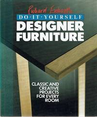 Do It Yourself Designer Furniture