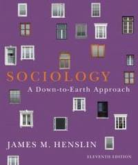 Sociology: A Down-to-Earth Approach Plus NEW MySocLab with eText -- Access Card Package (11th...