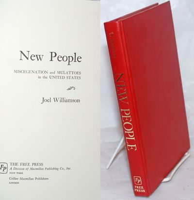 New York: The Free Press, 1980. Hardcover. xvi, 221p., first printing, name stamp to front free endp...