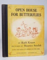 OPEN HOUSE FOR BUTTERFLIES