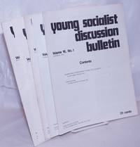 image of Young Socialist Discussion Bulletin, Volume 16, No. 1-7
