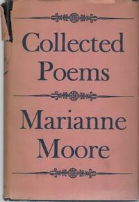 COLLECTED POEMS by MOORE, Marianne - 1951