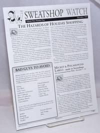 image of Sweatshop Watch: Volume Two, Number Two, December 1996