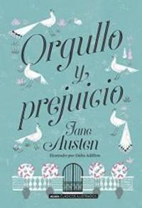 image of Orgullo y prejuicio (Clásicos ilustrados) (Spanish Edition)