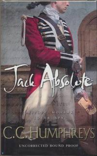JACK ABSOLUTE - uncorrected proof copy