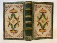 [BINDINGS - EMBROIDERED / JEWISH BOOKBINDER]. Allgemeines Evangelisches Gesangbuch für das Grossherzogthum Hessen