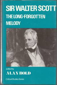 image of Sir Walter Scott: the Long-Forgotten Melody
