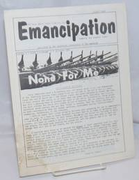 image of Emancipation: formerly the Anarchy Times; Vol.3, No.3, (No. 12), 19 March 1980