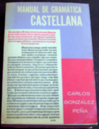 Manual de Gramatica Castellana