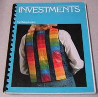 Investments by  Diana Leone - Paperback - First Edition - 1982 - from Books of Paradise (SKU: HM4330)