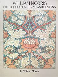 image of William Morris Full-Color Patterns and Designs