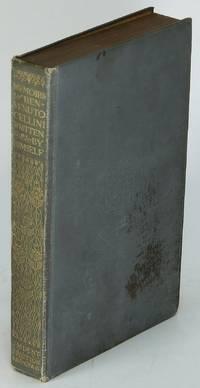 "Memoirs of Benvenuto Cellini: A Florentine Artist; Written by Himself  (Everyman's Library Biography series, ""flatback"" style 1 binding)"