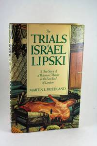 image of The Trials of Israel Lipski