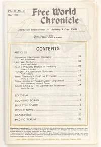 image of Free world chronicle. Vol. 3 no. 3 (May 1985)