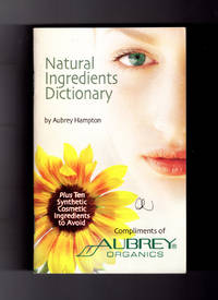 Natural Organic Hair And Skin Care Book Aubrey Hampton