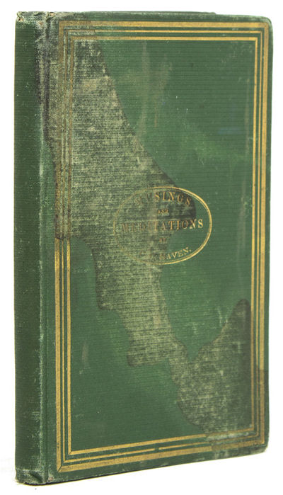 Stamford, Conn: St. john's Church Press, 1873. With two photographic frontispiece portraits of the a...