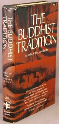 image of The Buddhist Tradition in India, China & Japan.