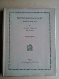 image of The Testament of Beauty (with als to Bertrand Russell)