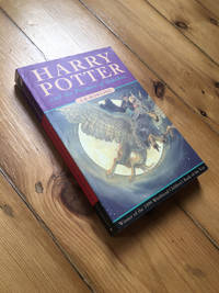 Harry Potter and the Prisoner of Azkaban by J K Rowling - Paperback - First, 1st printing - 1999 - from Anthony Letterese (SKU: HPPA1)