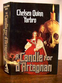 image of A CANDLE FOR D'ARTAGNAN; AN HISTORICAL NOVEL, THIRD IN THE ATTA OLIVIA CLEMENS SERIES