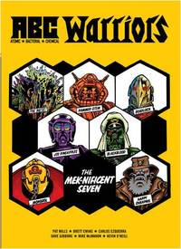 image of ABC Warriors: The Meknificent Seven (2000 AD)