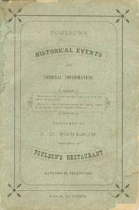 Poulson's Historical Events and General Information