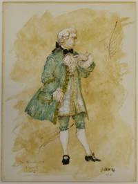 "Der Rosenkavalier"" Faninal act II"