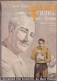 Analog Science Fact & Fiction, November 1960 (Volume 66, Number 3)