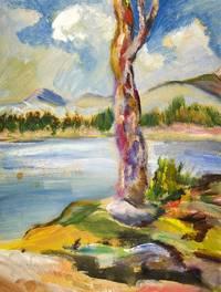 Tree on Shore by  E.E CUMMINGS - from Ken Lopez Bookseller, ABAA (SKU: 029554)