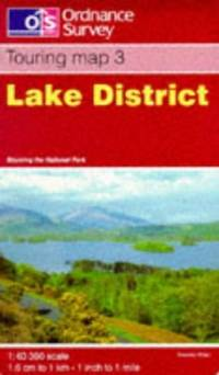 image of Lake District (Touring Maps & Guides)