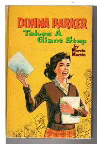 DONNA PARKER: TAKES A GIANT STEP #7.