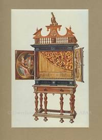 Positive Organ  Musical Instruments; Historic, Rare and Unique