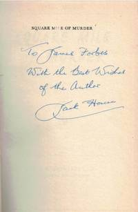 Square Mile of Murder. Signed Copy