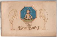 The Best Baby - A record book offered as Borden's Eagle Brand promotional/giveaway, illustrated by John Rae