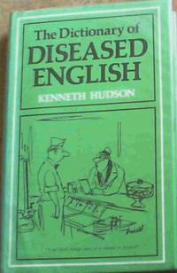 image of The Dictionary of Diseased English