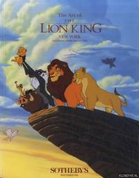 Sotheby\'s: The Art of The Lion King - New York - Saturday, February 11, 1995