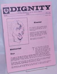 image of Dignity: a national publication of the Gay Catholic Community; vol. 5, #4, April 1974: Easter