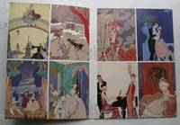 image of The Impressionists Postcard Book