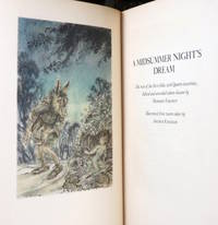 A Midsummer Night's Dream. The text of the First Folio, with Quarto insertions. Edited and...