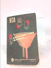 image of RCA Receiving Tube Manual (Technical Series RC 18)